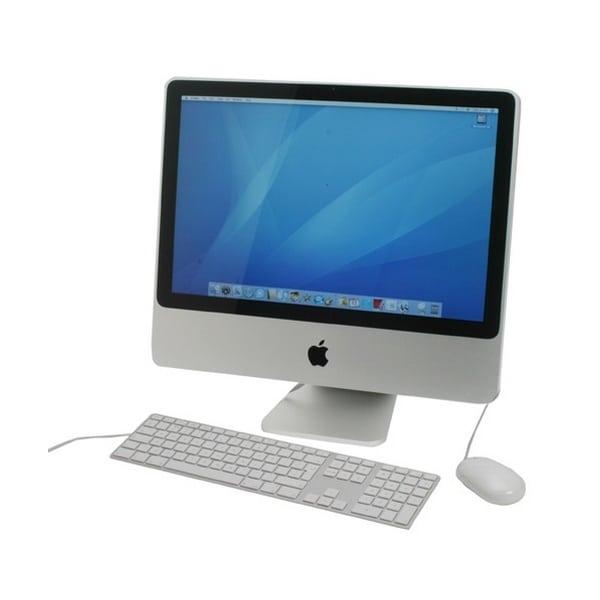 Моноблок б/у Apple iMAC 7.1/2-ядерный/4Gb ОЗУ/500Gb HDD
