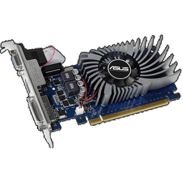 Новая игровая видеокарта ASUS Geforce GT 730 2Gb GDDR5
