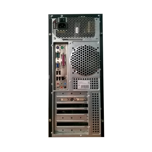 Компьютер б/у ATX/4-ядерный/4Gb ОЗУ DDR3/320Gb HDD