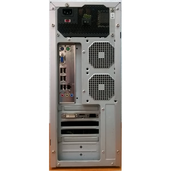 Игровой компьютер б/у АТX/3-ядерный/4Gb ОЗУ DDR3/500Gb HDD/1Gb RadeonHD 6450/HDMI