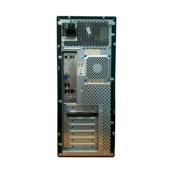 Игровой компьютер б/у ATX/4-ядерный/3Gb ОЗУ DDR3/160Gb HDD/GeForce 9600GT