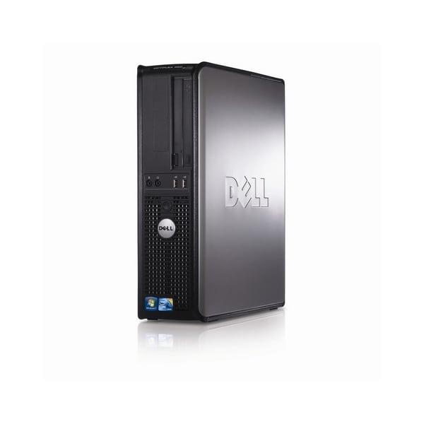 Компьютер б/у DELL OptiPlex 780SFF/2-ядерный/2Gb ОЗУ DDR3/160Gb HDD
