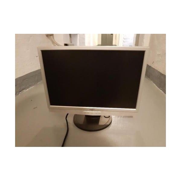 Монитор б/у 19″ ЖК Fujitsu Siemens X19W-2, широкоформатный