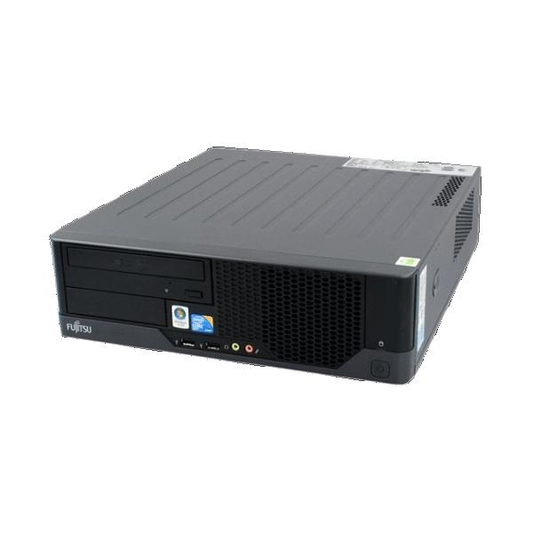 Компьютер б/у Fujitsu Simens Esprimo E7936 Slim/2-ядерный/4Gb ОЗУ DDR3/160Gb HDD/DVD