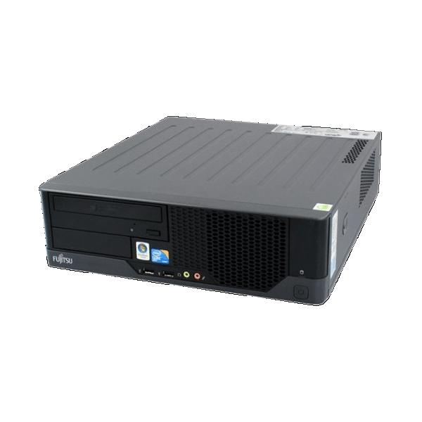 Компьютер б/у Fujitsu Siemens Esprimo E7936 Slim/2-ядерный/2Gb ОЗУ DDR3/160Gb HDD/DVD