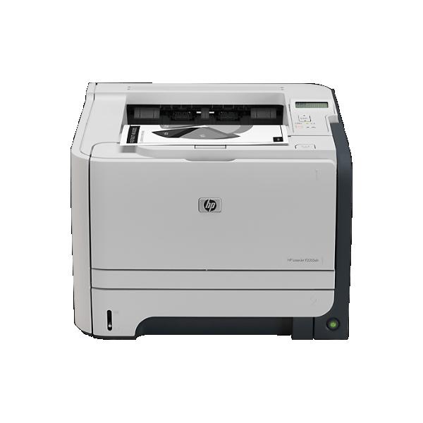Принтер лазерный черно-белый б/у HP 2015d Duplex