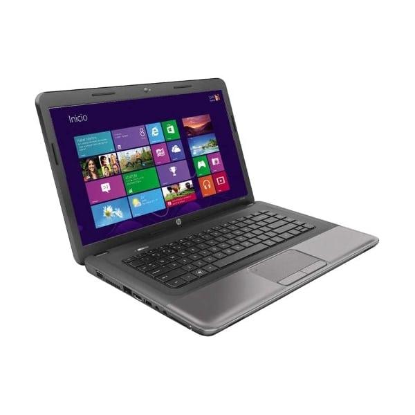 Ноутбук б/у 15,6″ HP 250 2-ядерный/4Gb ОЗУ DDR3/160Gb HDD/камера