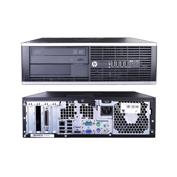Компьютер б/у HP Compaq 6200 Pro/4-ядерный Core i3-2120/4Gb ОЗУ DDR3/250Gb HDD