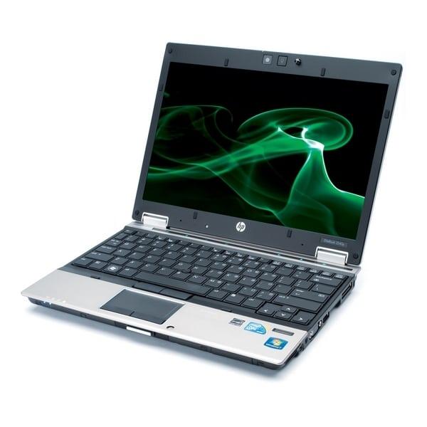 Ноутбук б/у 12,1″ HP Elitebook 2540p 4-ядерный/4Gb ОЗУ DDR3/250Gb HDD/камера