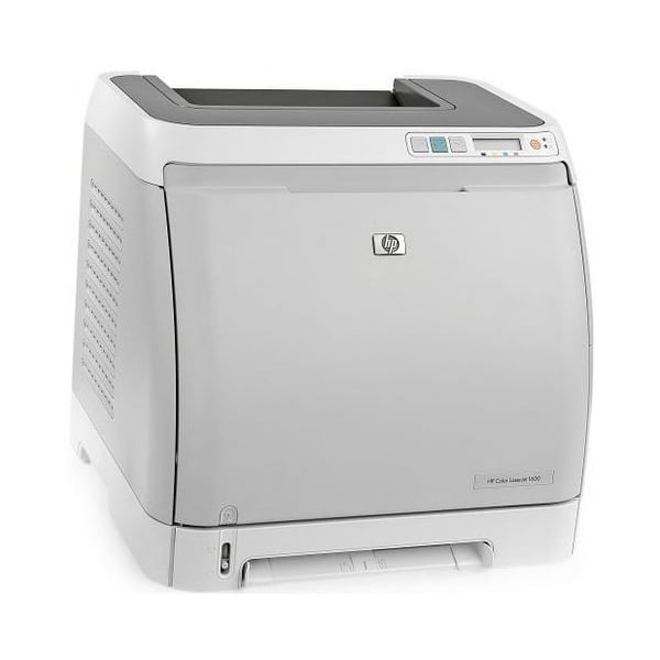 Принтер б/у цветной лазерный HP LaserJet 1600