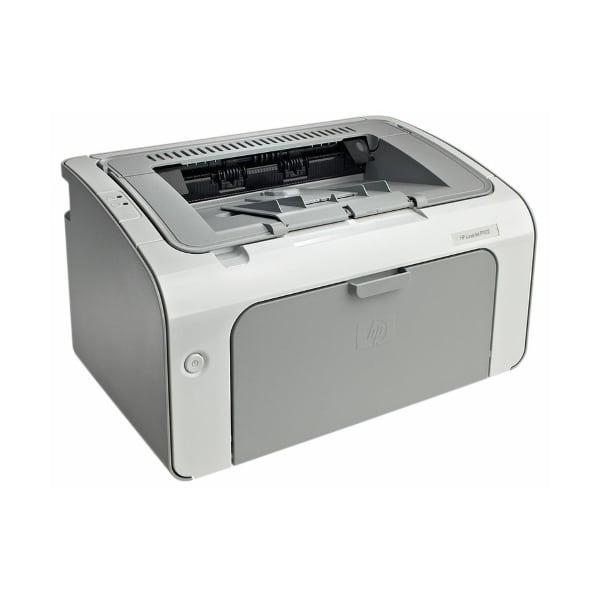 Принтер лазерный б/у HP LaserJet P1102