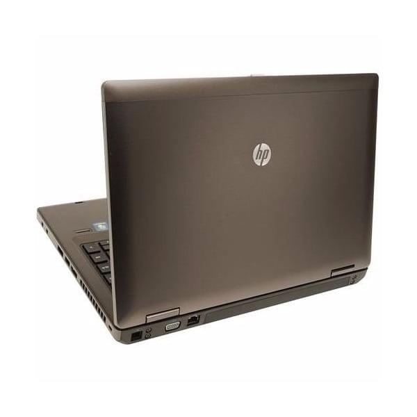 Ноутбук б/у 14,1″ HP ProBook 6460b 4-ядерный/4Gb ОЗУ DDR3/320Gb HDD/камера