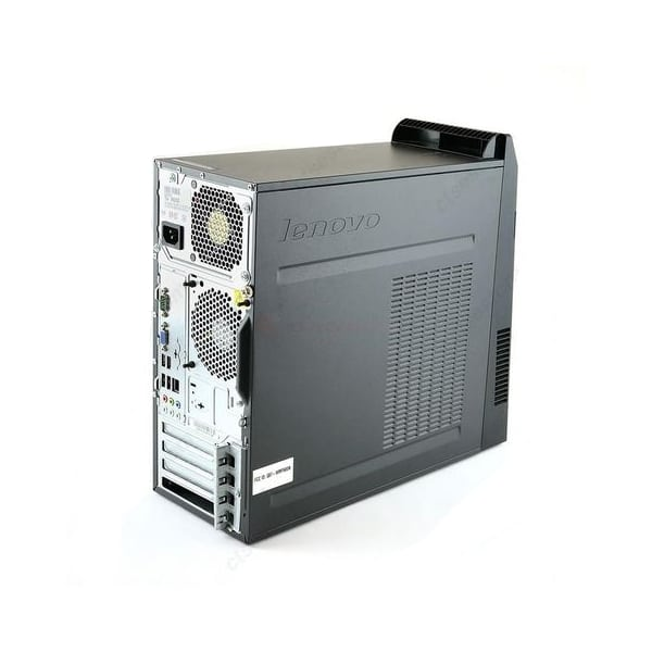 Игровой компьютер б/у Lenovo M82 Tower/4-ядерный Core i3-3220/4Gb ОЗУ DDR3/500Gb HDD/1,2Gb GeForce GTX560Ti