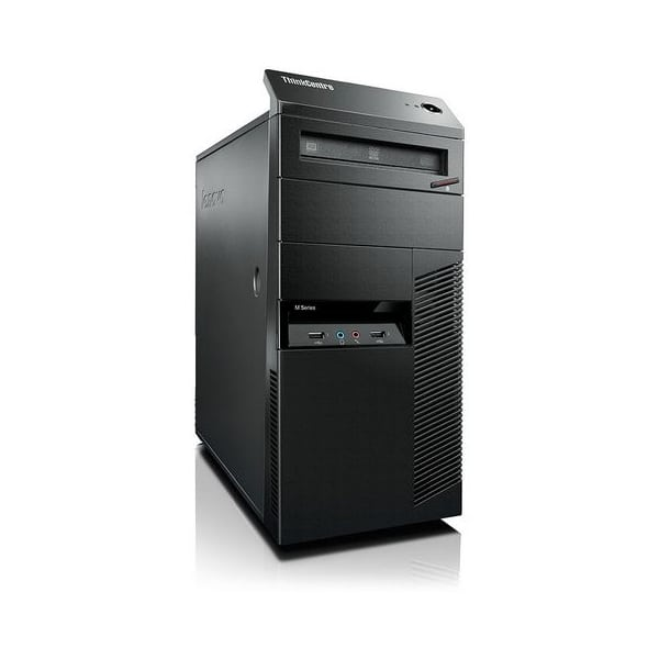 Игровой компьютер б/у Lenovo M82 Tower/4-ядерный Core i3-3220/4Gb ОЗУ DDR3/500Gb HDD/1,5Gb GeForce GTX660