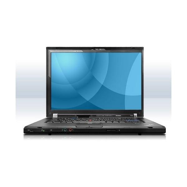 Ноутбук б/у 15,6″ Lenovo T500 2-ядерный/4Gb ОЗУ DDR3/160Gb HDD/камера