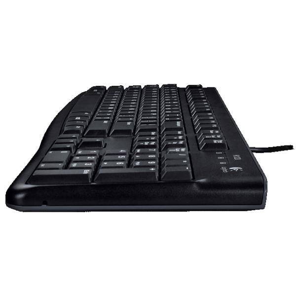 Клавиатура Logitech K120 Black for Business USB (новая)
