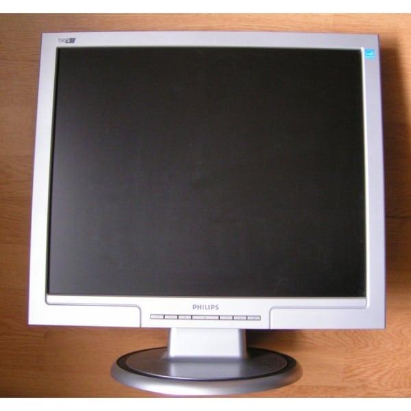 Монитор б/у 19″ ЖК Philips 190S7 (отличное состояние)