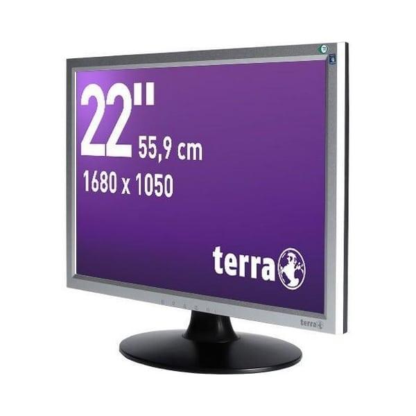 Монитор б/у 22″ ЖК Terra 2230W с LED-подсветкой