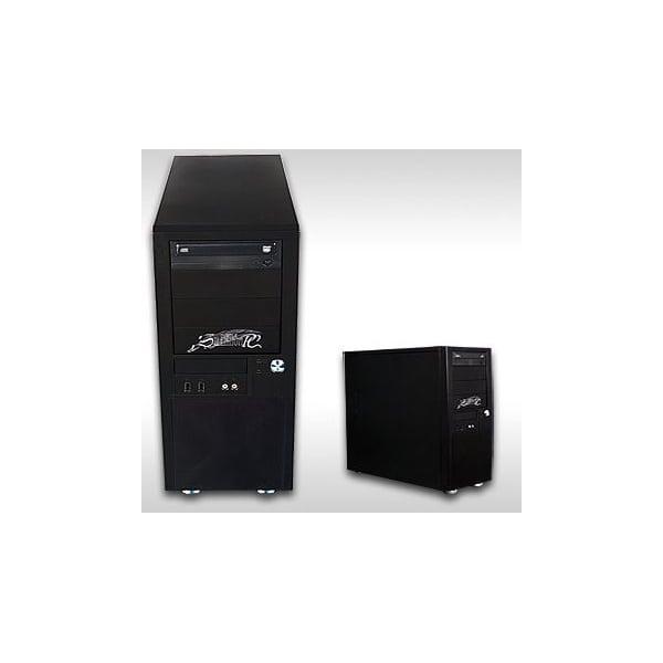 Игровой компьютер б/у Turtle Silentium/4-ядерный Core i7/4Gb ОЗУ DDR3/320Gb HDD/1Gb GeForceGTX550Ti DDR5