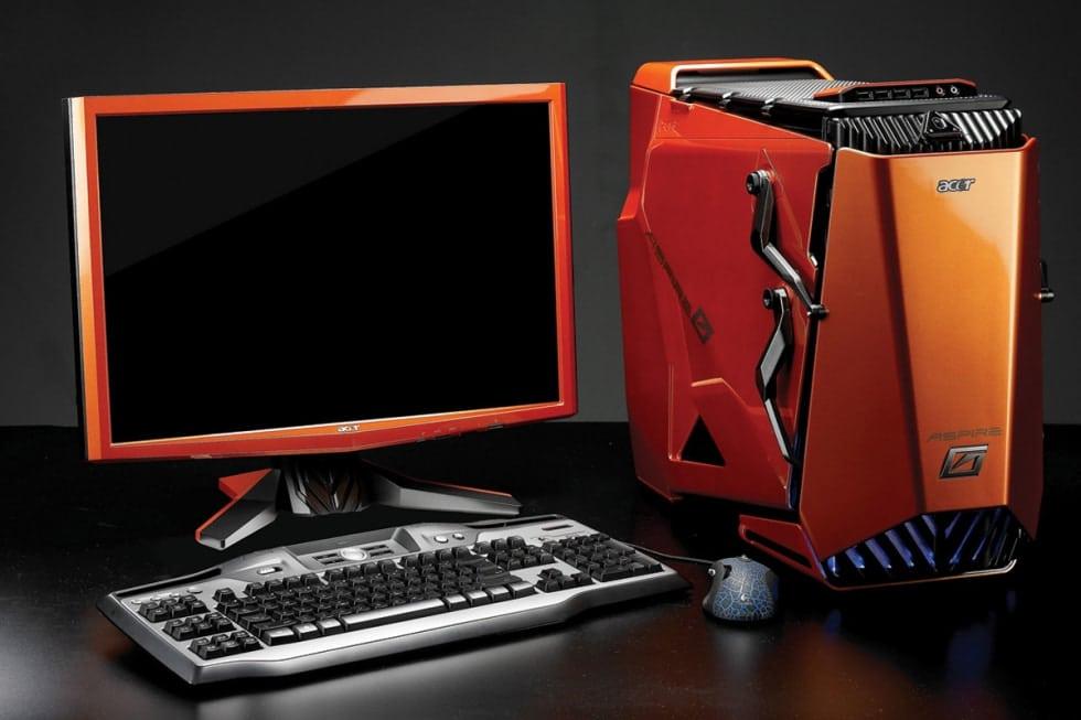 Компьютер для видеоигр