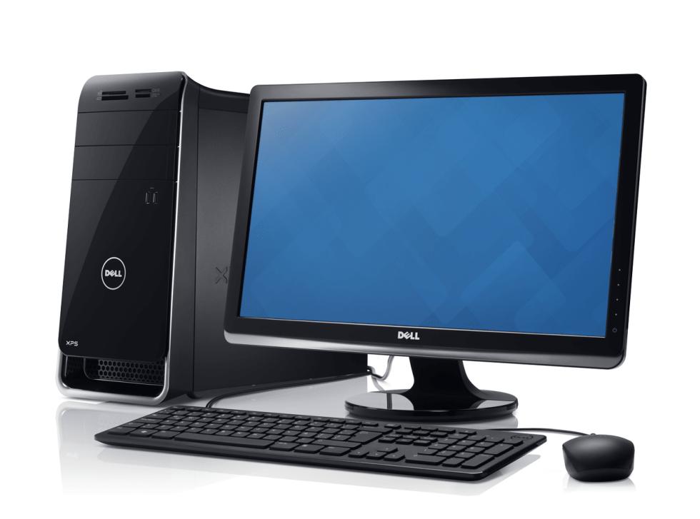 Настольный компьютер б/у Dell