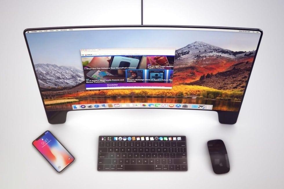 Монитор от Apple