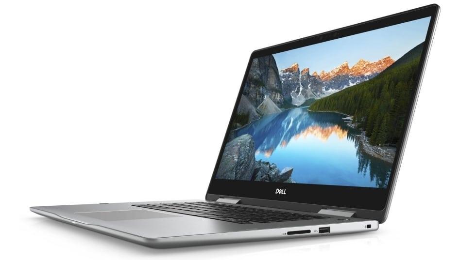 Ультратонкий ноутбук от Dell