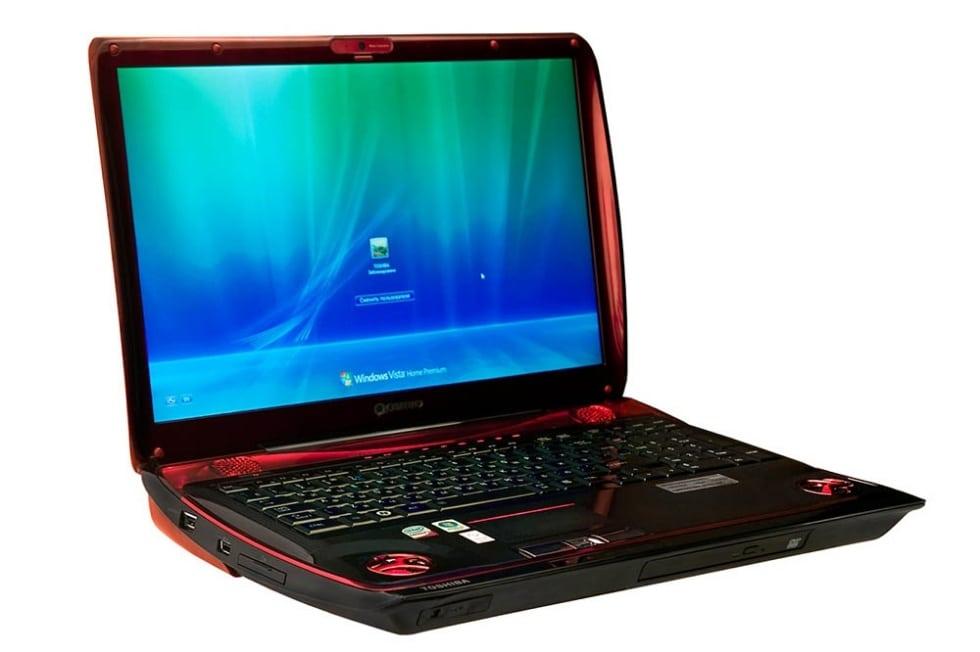 Игровой ноутбук на Windows 7