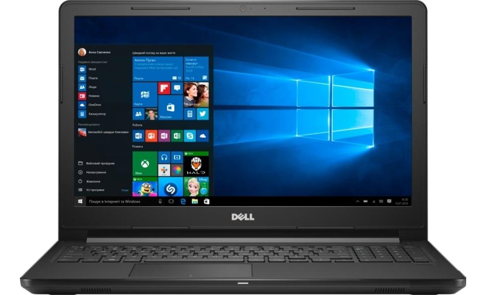 Купить ноутбук Dell бу