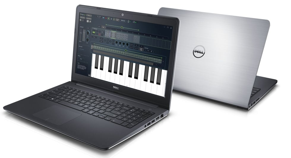15-дюймовый ноутбук от Дэлл