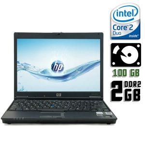Ноутбук б/у HP Compaq 2510p с диагональю 12,1″