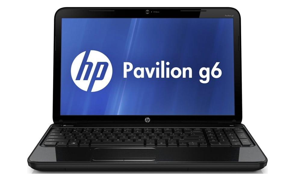 Купить бу ноутбук HP Pavilion G6