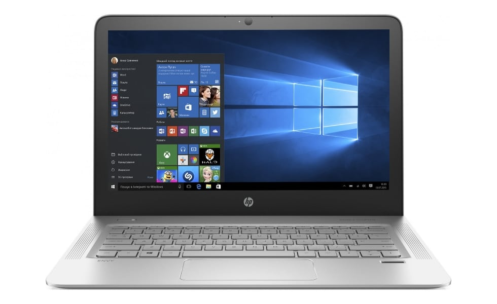 Купить ноутбук бу HP