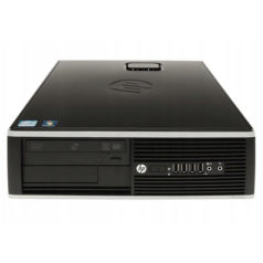 Компьютер б/у HP Compaq 6005 Pro SFF 2-ядерный/4Gb ОЗУ DDR3/80Gb HDD