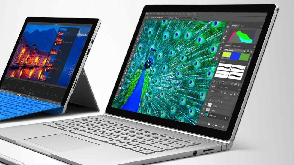Ноутбуки для работы с графикой