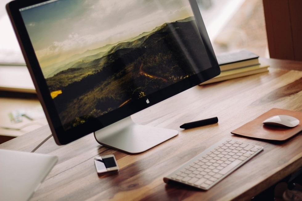 Моноблочный компьютер от Apple