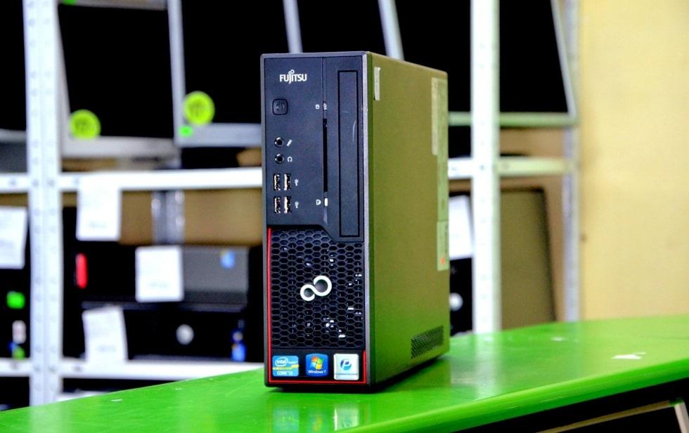 Компактный компьютер для дома Fujitsu Siemens Esprimo Sff C700