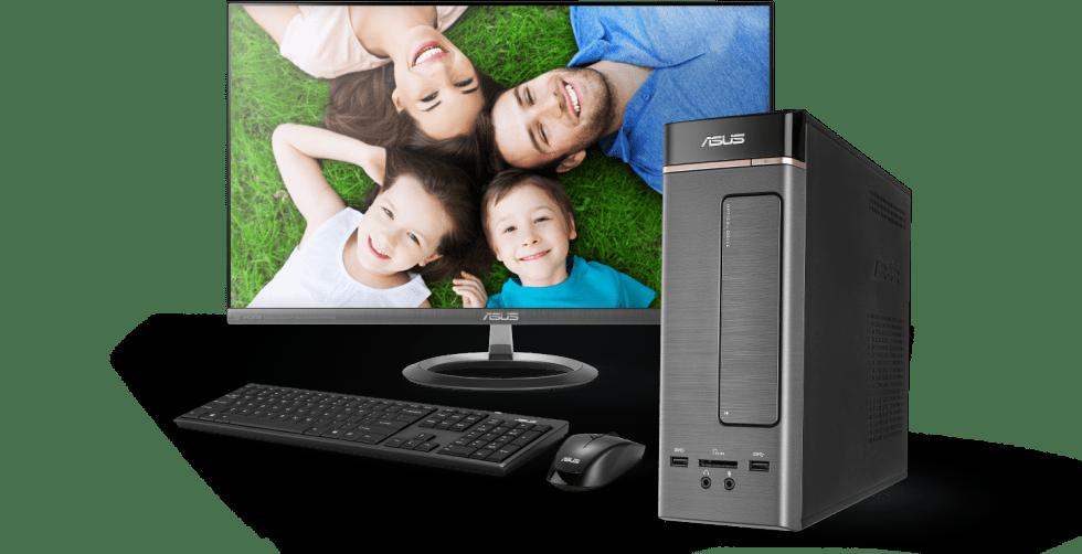 Домашний компьютер от Asus