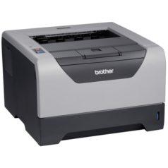 Принтер лазерный черно-белый б/у Brother HL 5340D, Япония