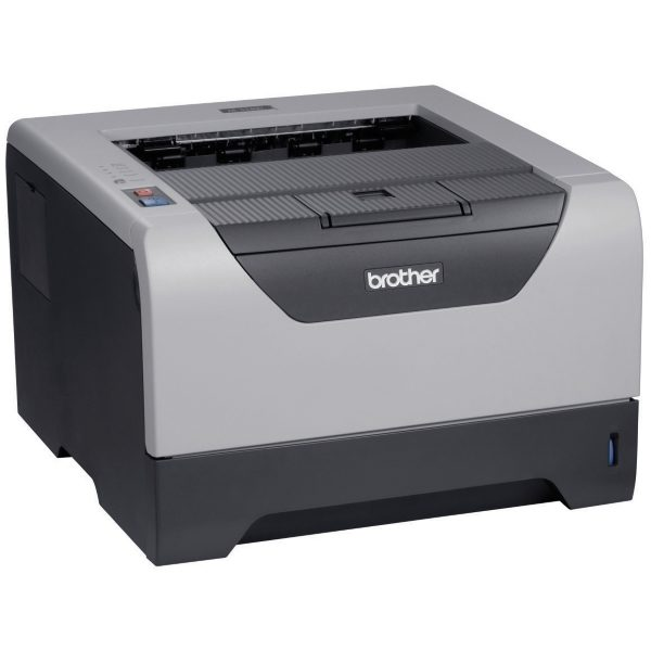 Принтер лазерный черно-белый б/у Brother HL 5340D
