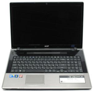 Ноутбук б/у Acer Aspire 7745G с диагональю 17,3″