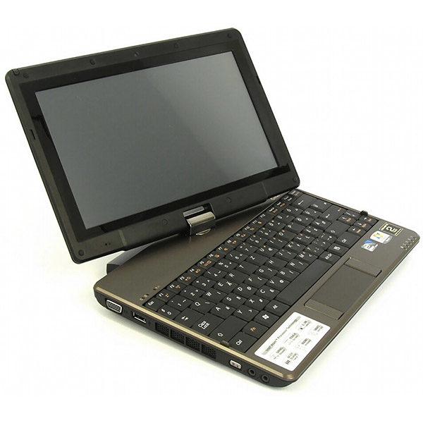 Ноутбук б/у 10,1″ Gigabyte T1028/Atom N280/2Gb ОЗУ/160Gb HDD/камера