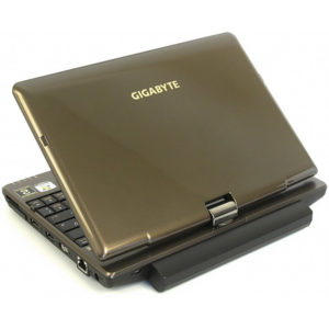 Ноутбук б/у Gigabyte T1028 с диагональю 10,1″