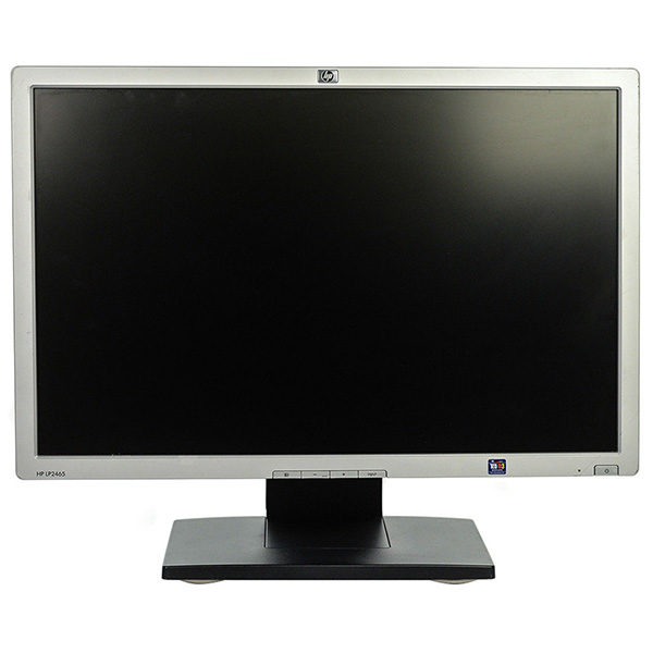 Монитор б/у 24″ HP LP2465w, Full HD+, Отличное состояние