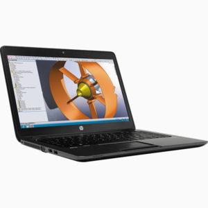 Ноутбук б/у HP ZBook 14 G2 с диагональю 14,1″