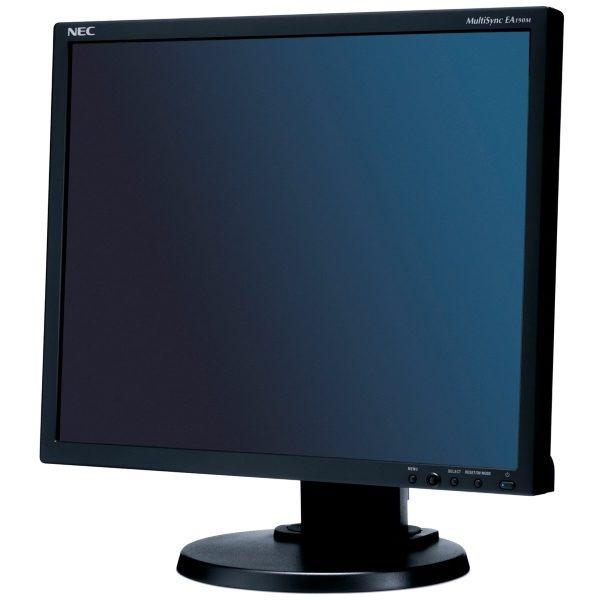 Монитор б/у 19″ NEC MultiSync EA190M, Состояние отличное