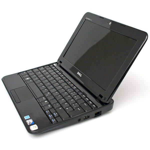 Ноутбук б/у 10,1″ Dell Inspiron 1018 Atom N455/2Gb ОЗУ DDR3/250Gb HDD/камера