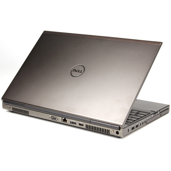 Ноутбук б/у 15,5″ Dell Precision M4600/Core i7 2620M/Nvidia/8Gb ОЗУ DDR3/камера
