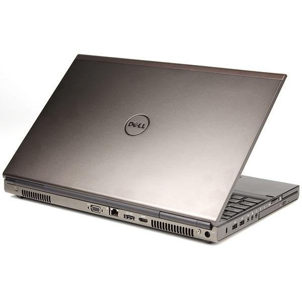 Игровой ноутбук б/у 15,6″ Dell Precision M4600 - Core i5 2520M / Quadro 1000M / 4Gb ОЗУ DDR3 / 120Gb SSD