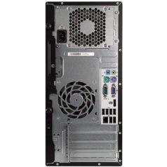 Компьютер б/у HP Compaq 6005 Pro MT 2-ядерный/4Gb ОЗУ DDR3/80Gb HDD